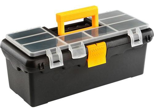 -Werkzeugkoffer/<br> box, 15 x 38 x 18<br>cm,