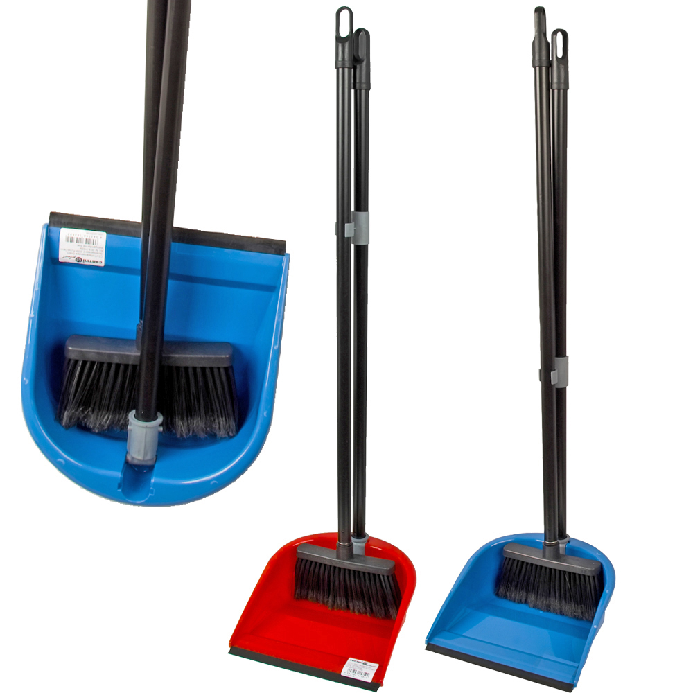 Sweeping set with<br> a long handle, 26<br>x 95 x 24 cm