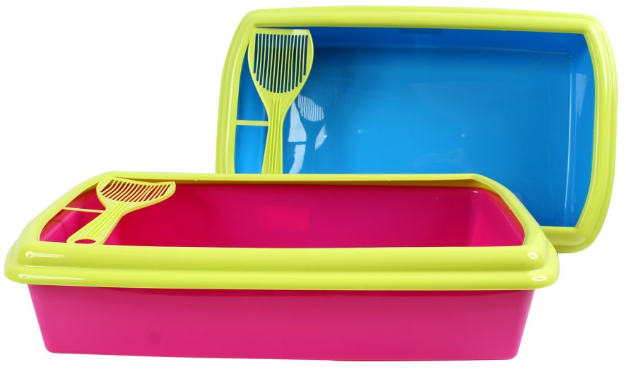 Cat litter scoop<br> included, 48 x 29<br>x 11 cm,
