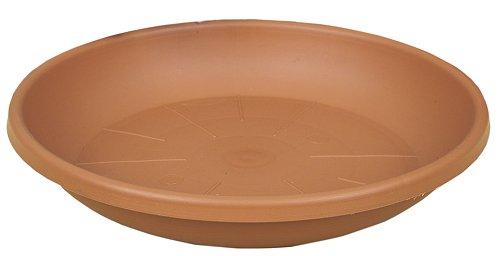 Untersetzer LOTUS,<br> terracotta, für<br>Pflanzküb 37 cm