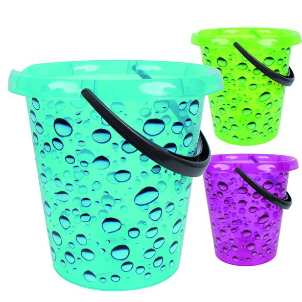 AQUA bucket, 12<br> liters, d = 31 cm,<br>H = 30 cm,