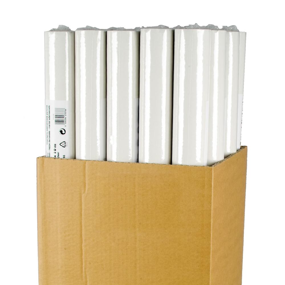 /Tischtuchpapier<br> Tischdecke, 10m x<br>1m, Weiss,