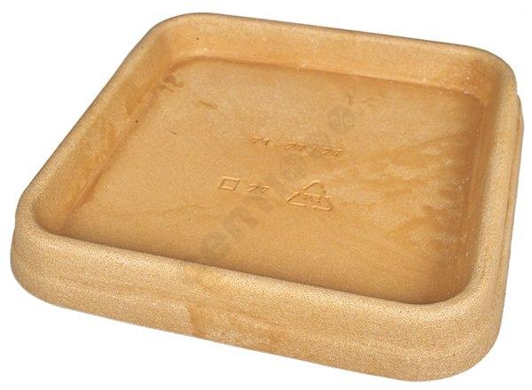Untersetzer BIANCA<br>50x50cm Terracotta