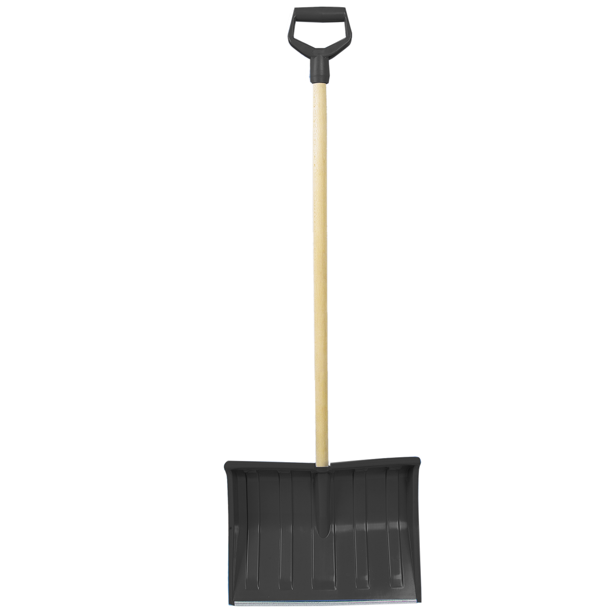 Snow shovel,<br> plastic /<br> unmounted, blue / ...