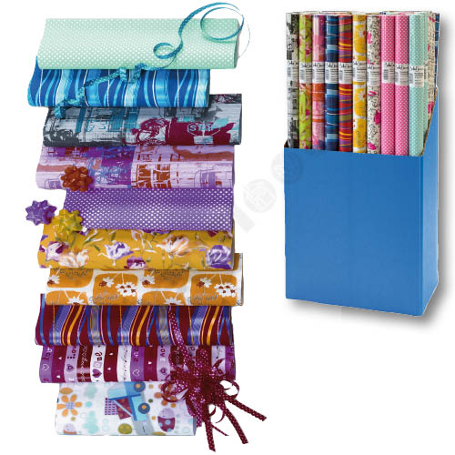 Geschenkpapier<br> EVERYDAY MIX, 2 m<br>x 0,70 m,