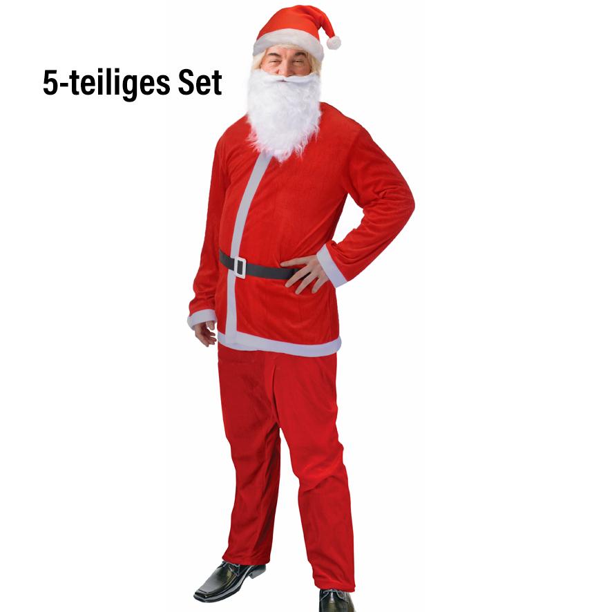 Kostuum van de<br> Kerstman /<br> Sinterklaas, ...
