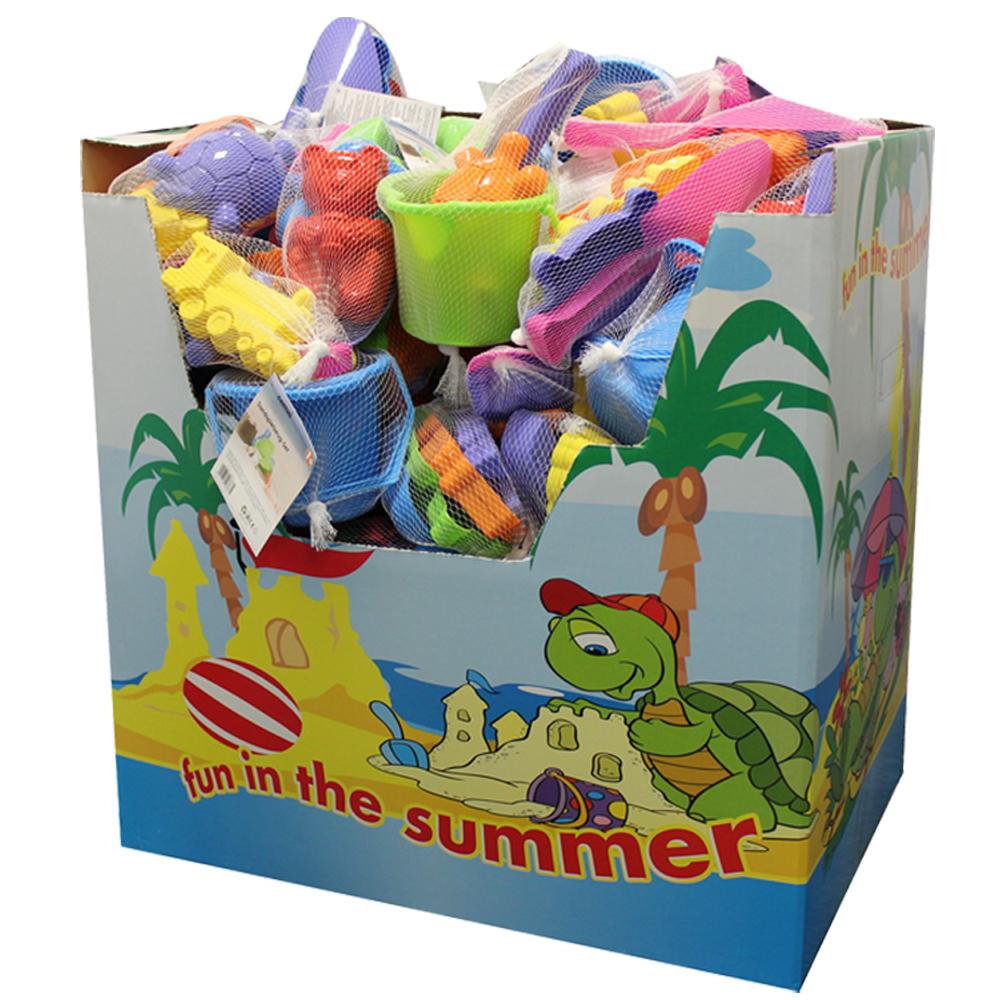 Spielzeug-Set,<br> Sortiment 1,<br>Displaykarton,