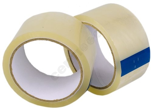 Tape / packing<br> tape, transparent,<br>48 mm x 50 m,